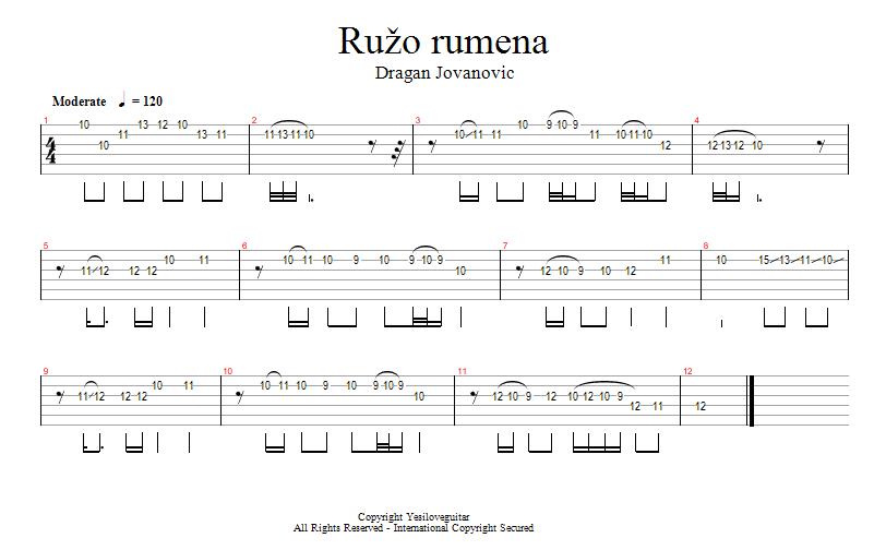 Ruzo-rumena