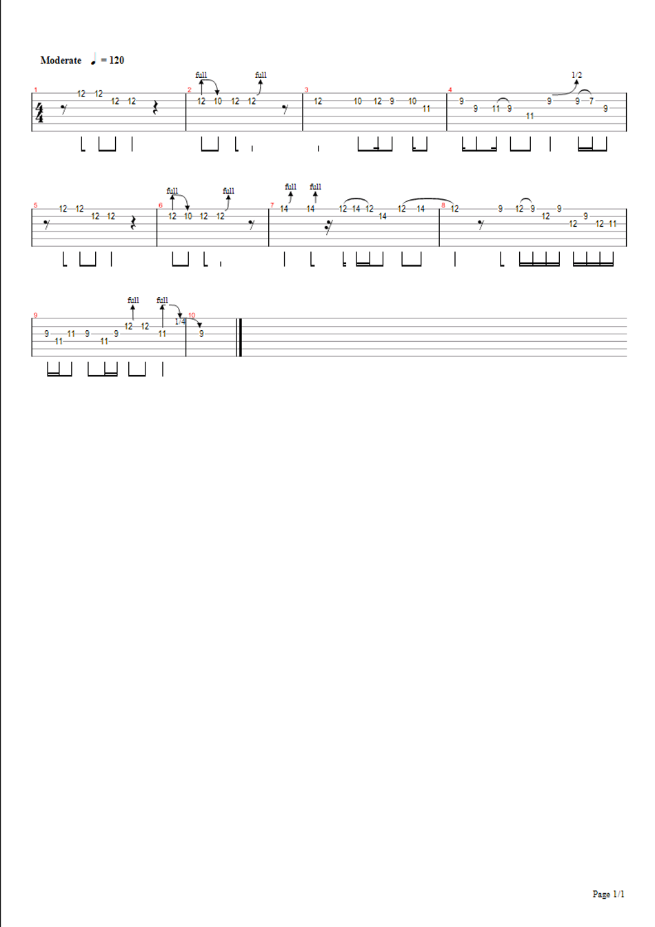 kolacici---marina-perazic---solo-tab-made-by-yesiloveguitar---page-1